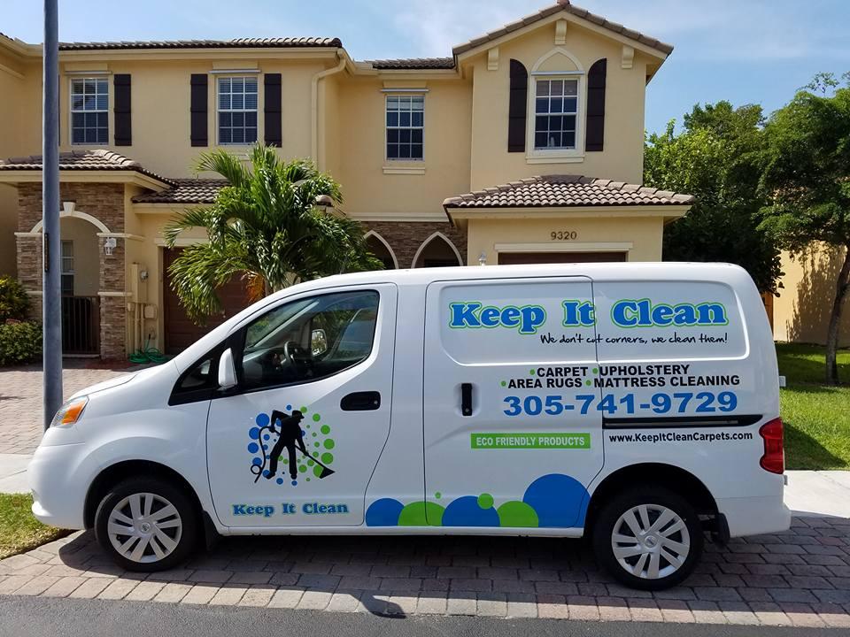 Keep It Clean Carpet & Tile