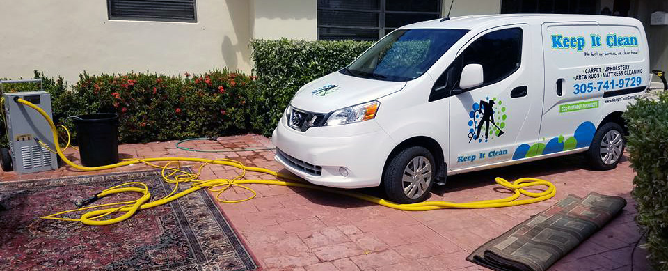 Carpet Cleaning Company Miami