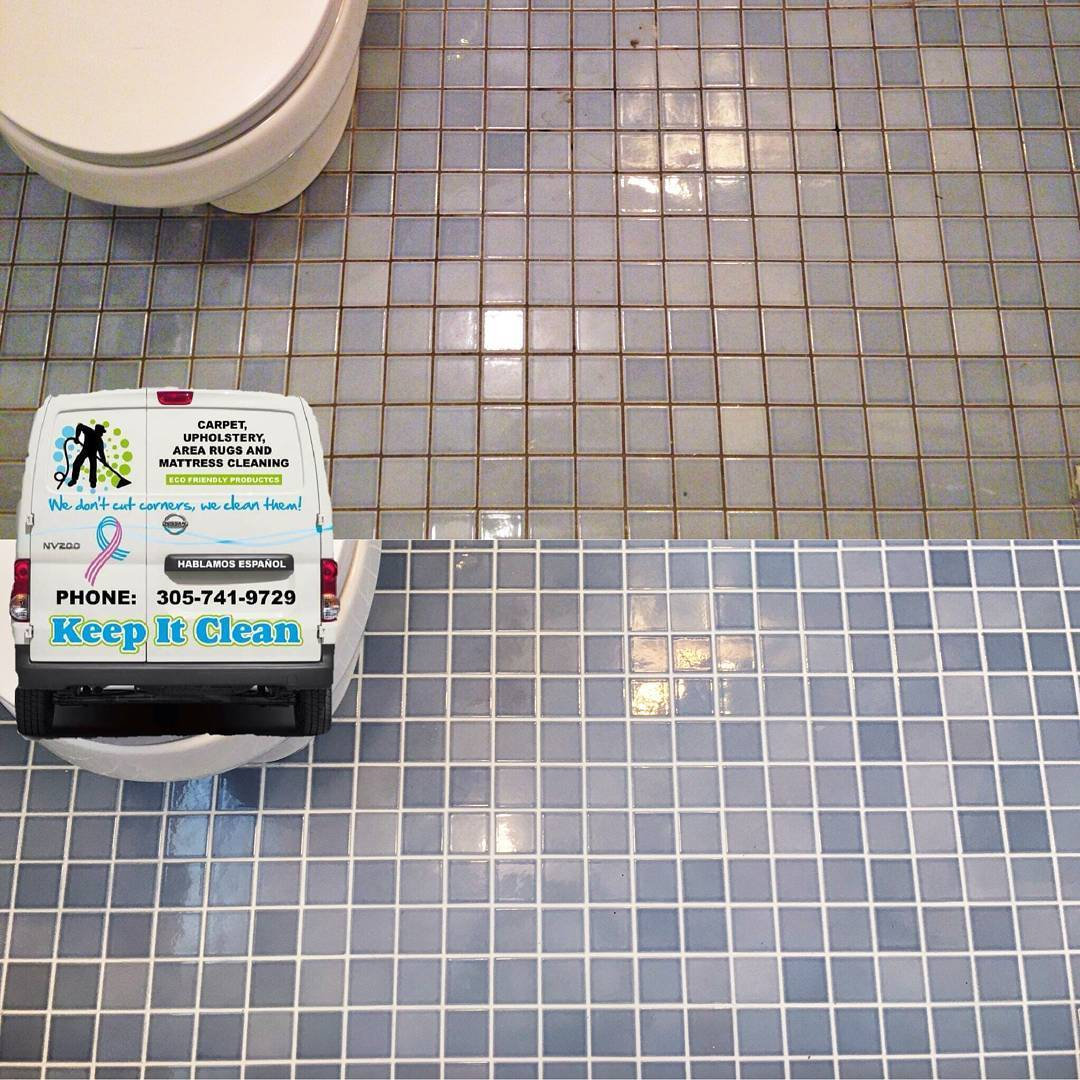 Tile and Grout Cleaning Company Miami