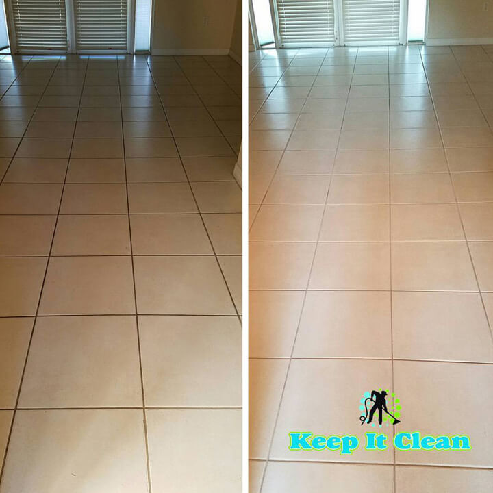 Tile & Grout Cleaners Miami