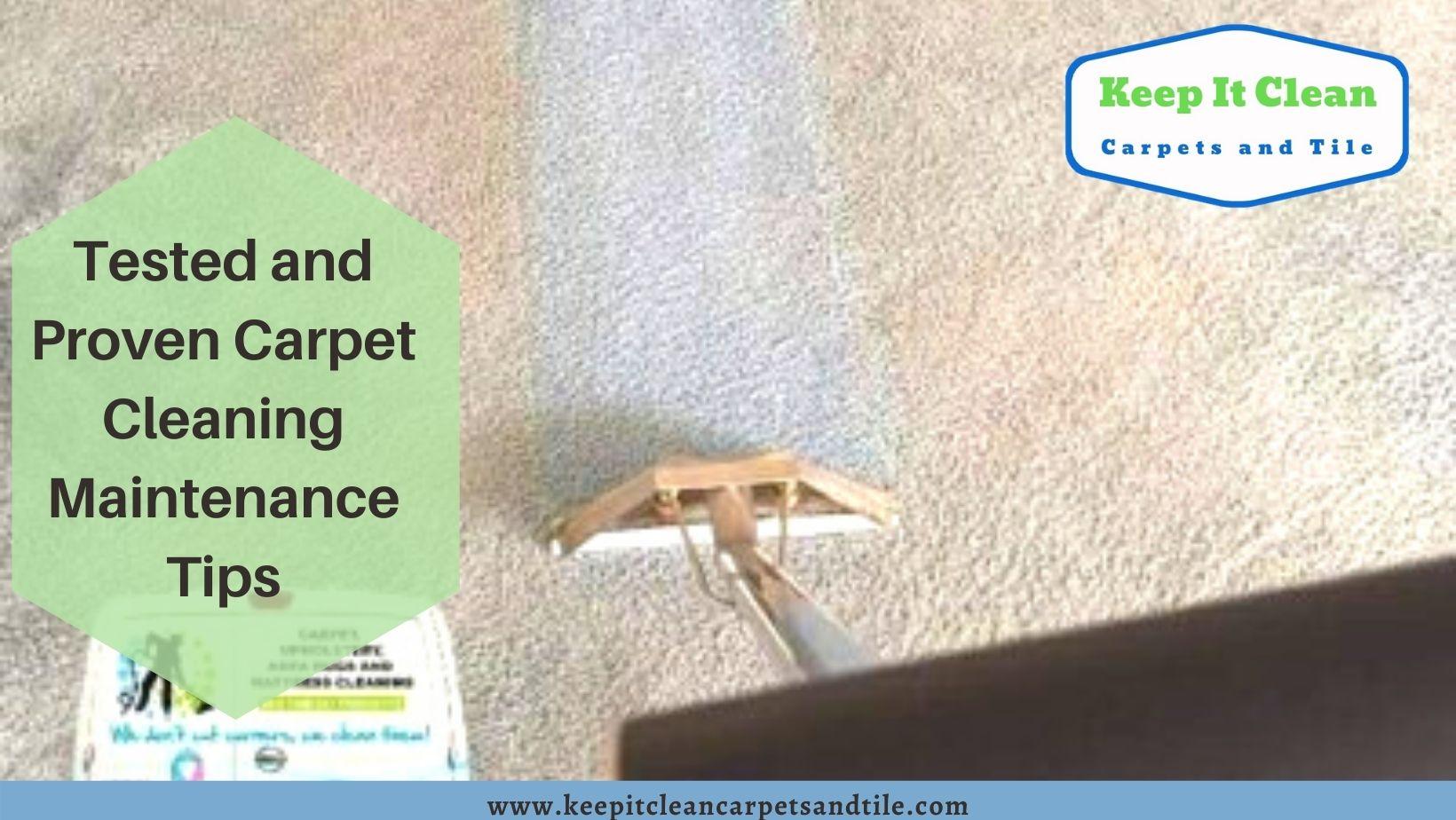 Carpet Cleaning Maintenance Miami