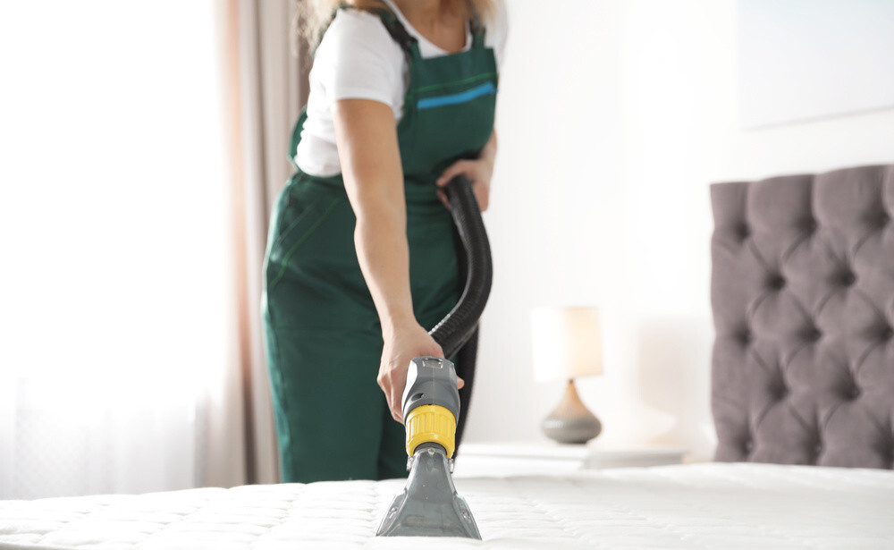 mattress cleaning by professionals