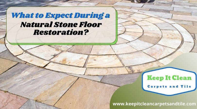 Natural Stone Floor Restoration Services Miami