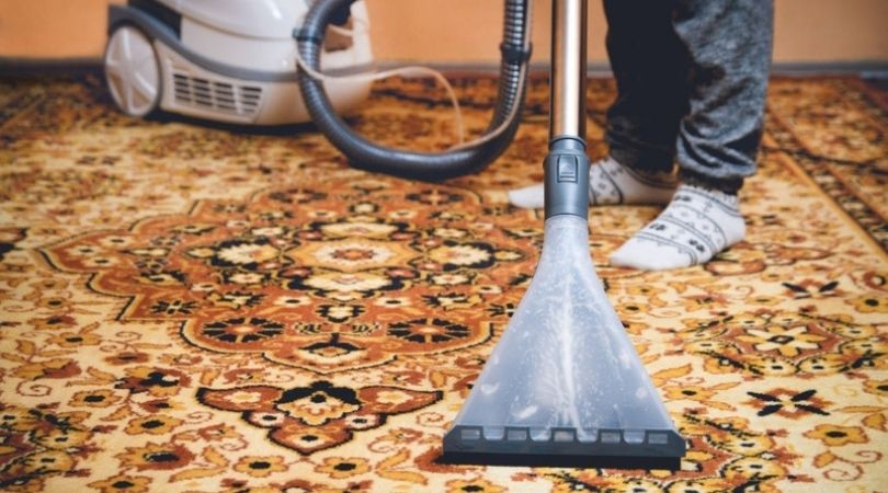 Professional Area Rug Cleaning Miami